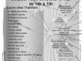 Exposition Quatre jours, art au village d'Arthonnay 2015