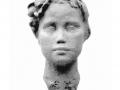 Sculpture terre cuite, bronze, résine : portrait