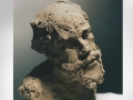 Sculpture terre cuite, bronze, résine : porrait