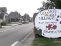 """les """"Arts au Village"""" à Saint-Benoist"""